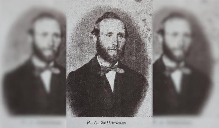 P.A. Zetterman