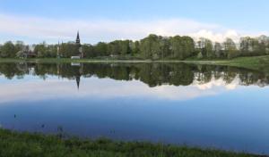 Klostersjön i Varnhem