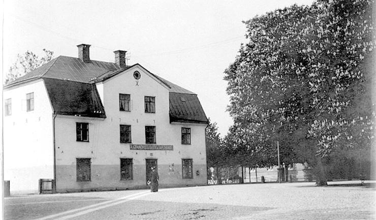 Anders Nilssons hem